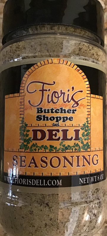 Fioris seasoning