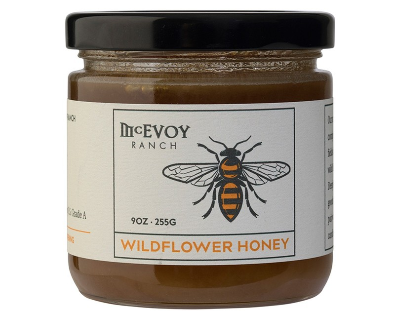 McEvoy Wildflower Honey