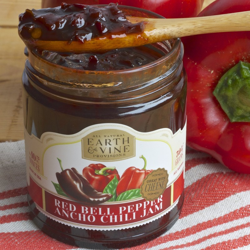 E&V Red Bell Pepper & Ancho Jam