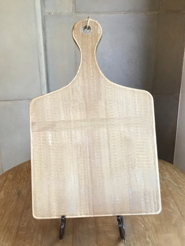 NH Antique Short Cutting Board Large