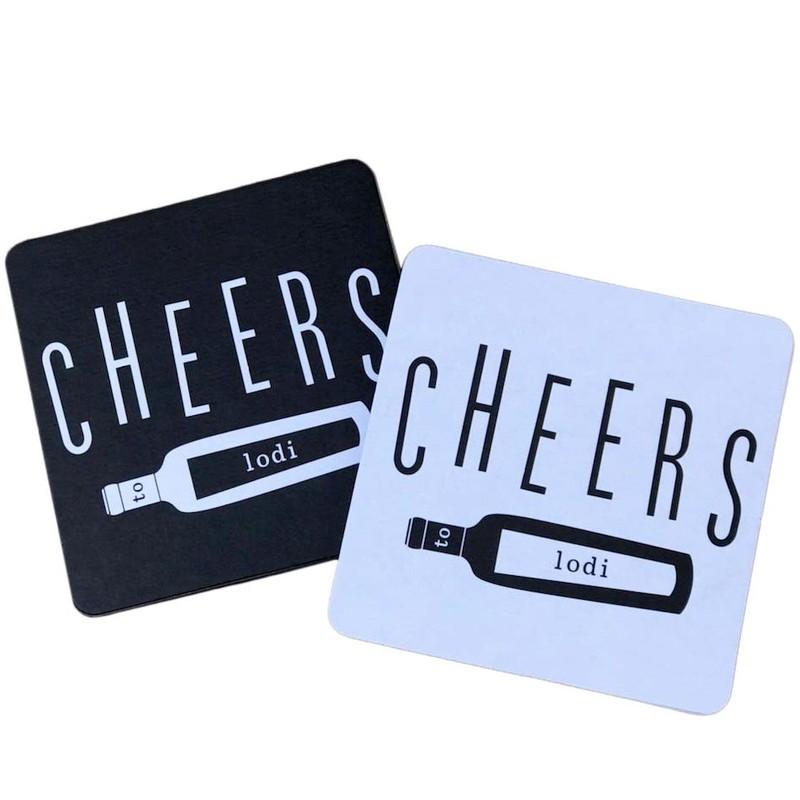 Cheers Coasters Set of 6